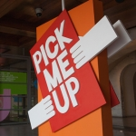 Pick Me Up, Somerset House, London, 2012