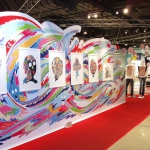 Burst Exhibition, LCX Mall, Hong Kong, 2009